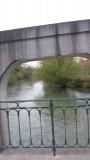 ook hier een brug over de Seine!