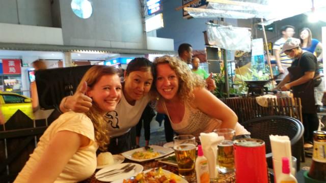 Thais Restaurant In Amsterdam