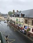 regen in Vendôme