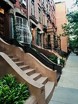 Street in Manhattan