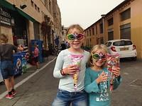 Poerim feest in Jaffa
