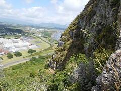 View from Paritutu Rock, 06-03