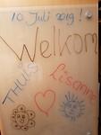 Een warm welkom!