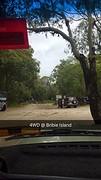 4WD @ Bribie Island