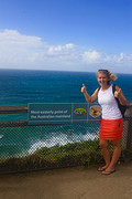 Most easterly point of Australian mainland!