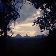 Glass House Mountains