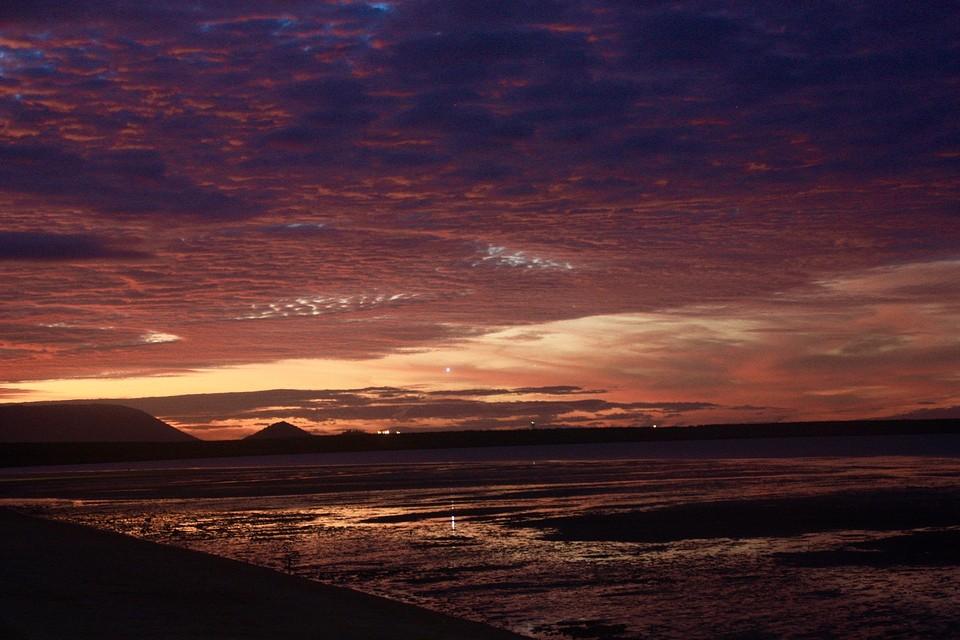 Sunset @ Cairns