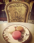 The best macarons @ La Belle Miette