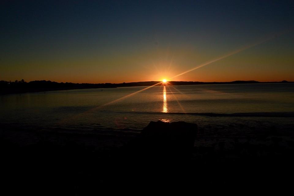 Sunset @ Noosa