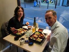 Japans in Nieuw Zeeland. En lekker !