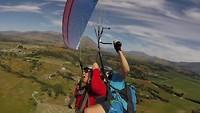 paragliden loopings