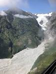 Begin Franz Josef gletsjer
