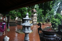 Hanoi - Tempel van de Literatuur