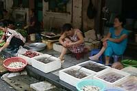 Hanoi - straatleven Old Town