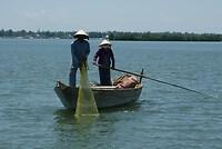 Hoi An - vissersleven