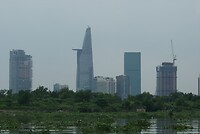 Saigon  skyline