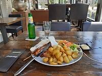 Lunchen in Laren