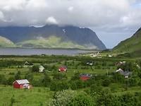 Onderweg naar Nusfjord