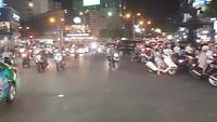 Verkeer in Ho Chi Minh