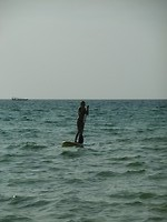 standing up paddle board