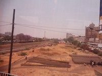 Onderweg naar Livingstone