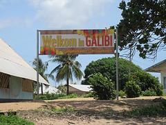 welkom in Galibi