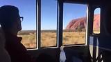 time lapse Uluru