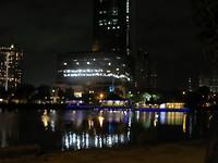 Colombo bij nacht