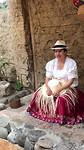 Demonstratie Panama hoeden maken