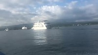Op weg naar Isla Lobos om Blauwvoetsgenten te zien en zeeleeuwen