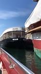 Nyhavn met vuurtorenboot
