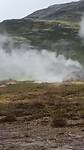 De kokende omgeving van Geysir