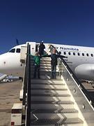 Bye Namibia