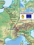 Plan Via Francigena