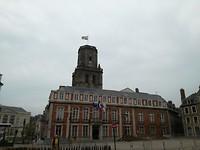 Gemeentehuis/ de Mairie Boulogne s Mer nu