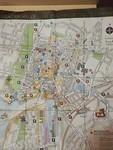 Plattegrond van La Rochelle
