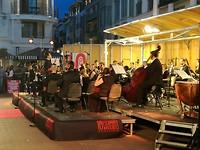 Openlucht concert Arcachon