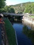 rivier Rio Meruelo Molinaseca