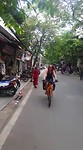 Vertrek uit Hanoi