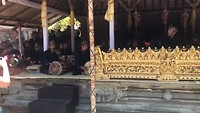 Muziek in de tempel