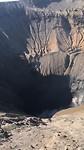 De krater van de Bromo