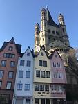 De gekleurde huizen