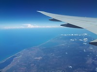 Vlucht naar Kilimanjaro