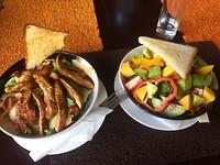 Lunchen met Marjolein