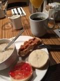 Eerste Canadese ontbijt
