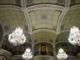 plafond pauwenzaal