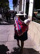Straatbeeld Sucre