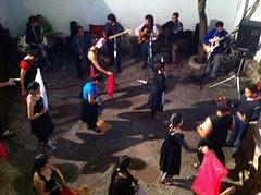 Dans voorstelling