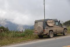 op weg naar La Paz