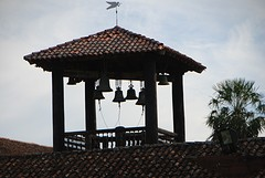 San Javier klokkentoren